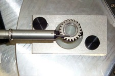 PDI Surface Finish Measurement System for Gears