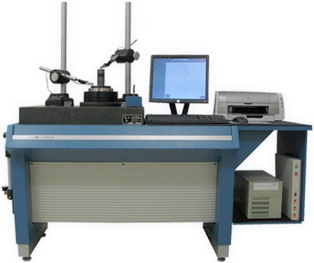 Indiron Dual Head Roundness Measurement System