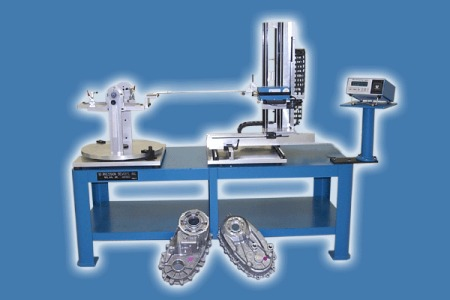 PDI Surface Finish Measurement System for Transmission Case and Bushing Assembly