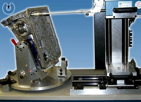 PDI Surface Finish Measurement System for Transmission Case